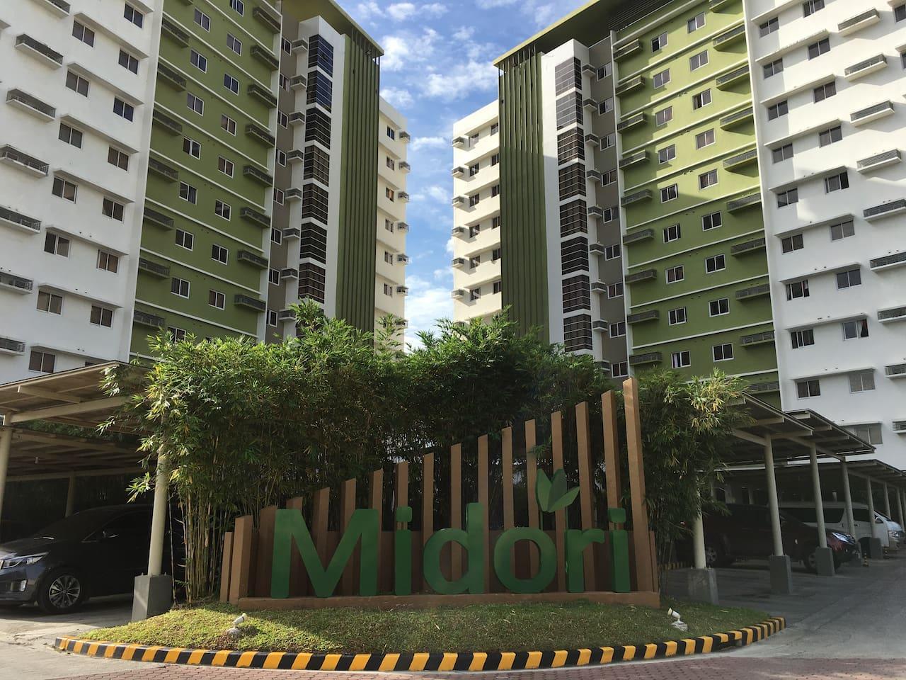 Welcome to Midori Residences!