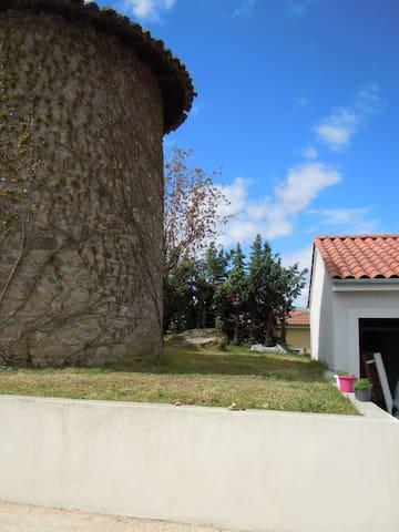 Logement convivial pour l'Euro 2016 - Soucieu-en-Jarrest - House