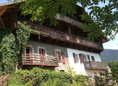 1 bedroom apartment in centre of Samoëns