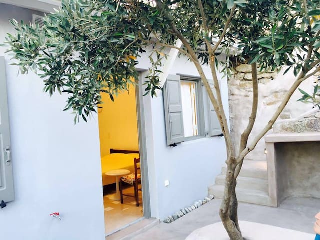 Gold Studio for 2 B - Platis Gialos - Appartement