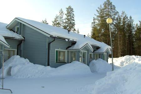Paljakan Pirtit B4 - Paljakka Ski resort center - Puolanka - Lomamökki