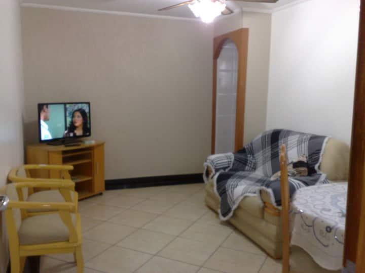 Apartamento Mobiliado Temporada  em Guarulhos -S P