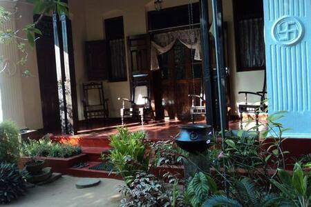 Walauwa The Villa Ahungalla - Ahungalla - 别墅