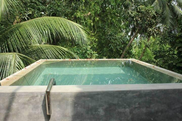 Village Suite - Private Plunge pool