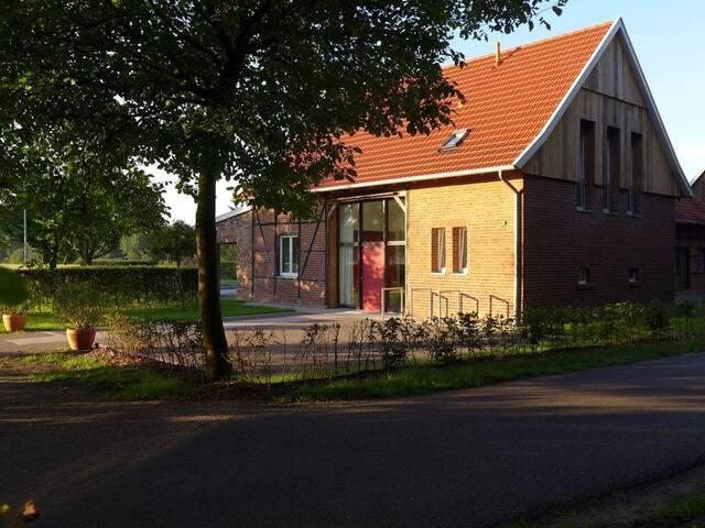 LandKate Lüdinghausen - 5 Sterne Ferienhaus
