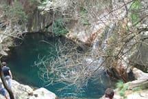 Sete Lagoas, seven lakes in Serra D'Arga.