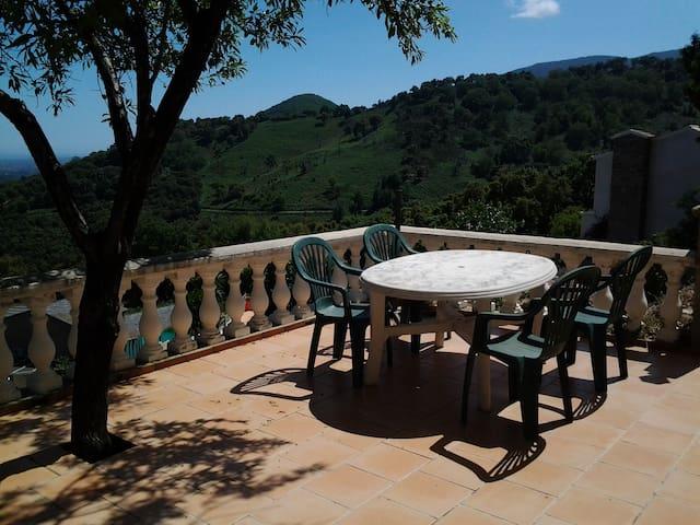 Joli appartement avec terrasse - Sant'Andrea di Cotone - Lägenhet