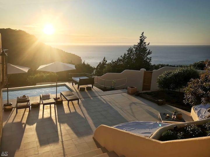 El Monasterio 1 - Eco estancia mágica sobre el mar
