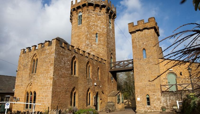 The Castle at Edgehill - Edgehill