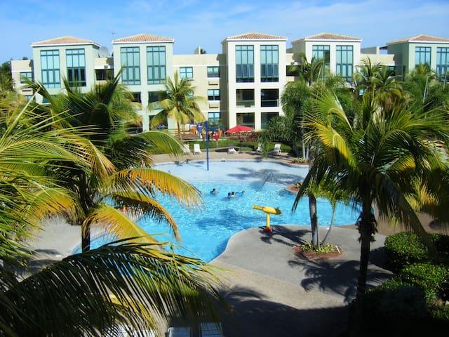 AQUATIKA Beach Resort - Penthouse! - Loíza