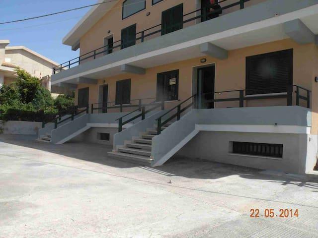 Casa Vacanza Sicilia 200 mt dal mare - Calabernardo - Hus