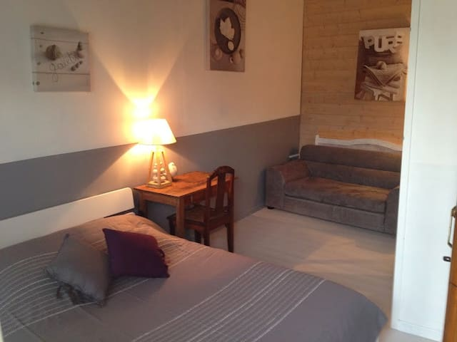 Chambre Galets, 2/3 personnes+