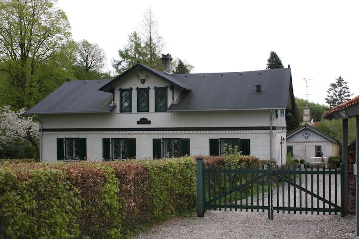 Jægerhuset i Tranekær - Tranekær