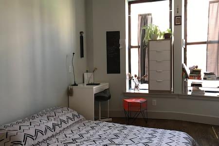Beautiful private room in the heart of Brooklyn - Brooklyn