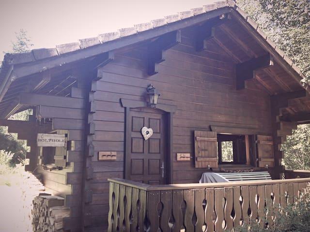 Cosy Mountain Cabin for 2 Portes du Soleil Morzine