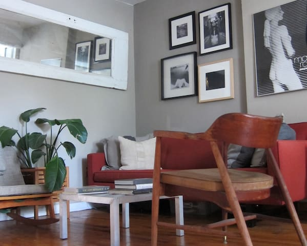 Stylish centrally Located 2 bedroom - Brooklyn  - Leilighet