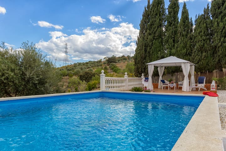 """La Finca Romántica"" + private pool - Estación de Cártama - Casa"