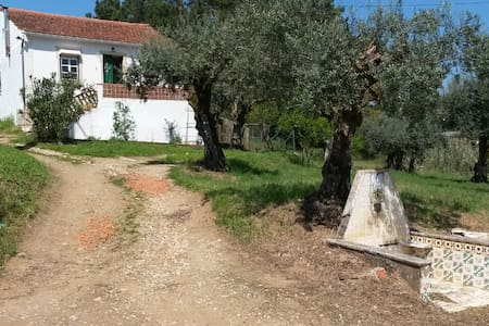 A beautiful & quiet holiday house - Junceira, Tomar