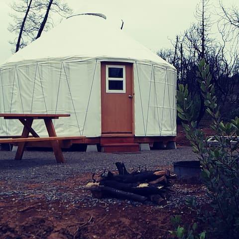 Secure Mongolian Yurt