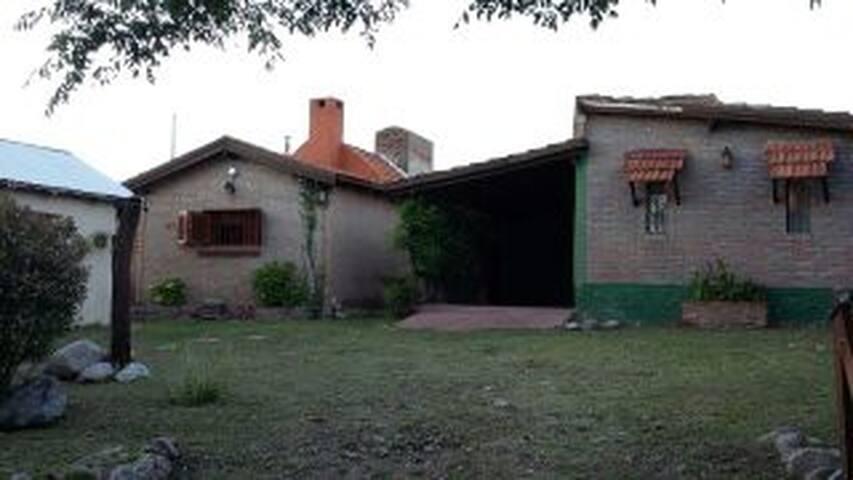 Cabañas Villa Giardino