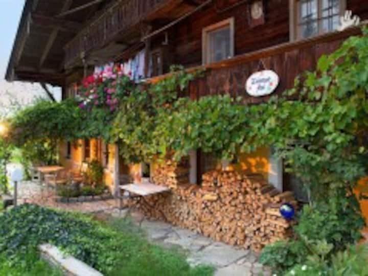 antikes Bauernhaus 15.Jh.Tirol,KaiserwinklWalchsee