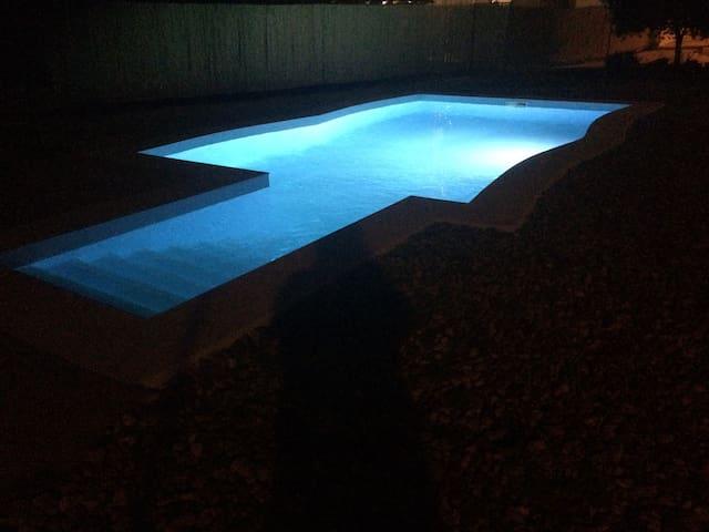 A Casa dos Vinhos - near Tomar. Private pool.