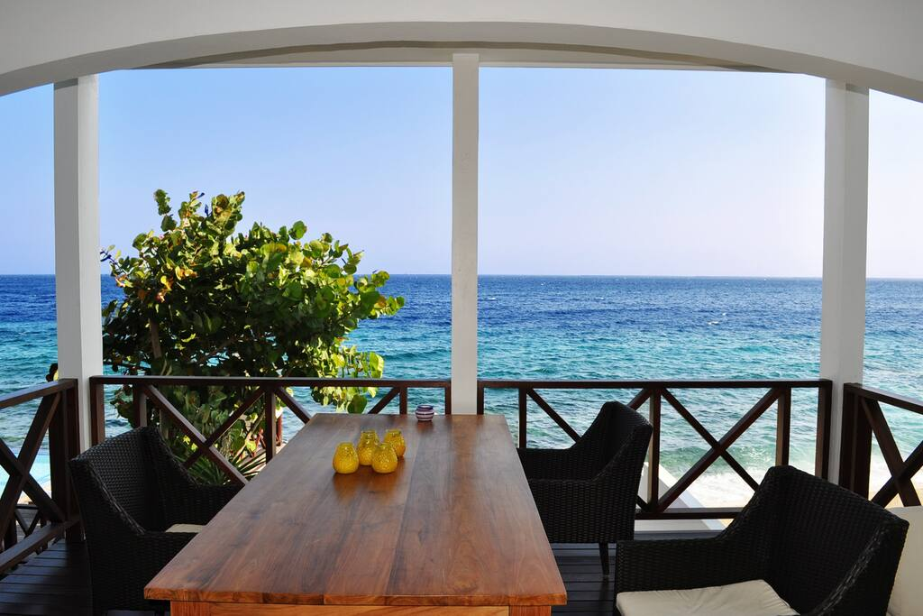 Ocean view from your own porch