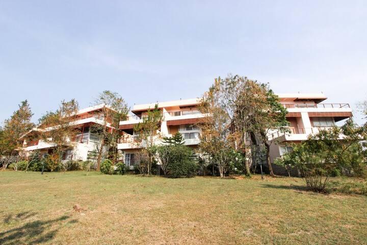 3-Storey House Phufa Suay @ Khao Yai Resort