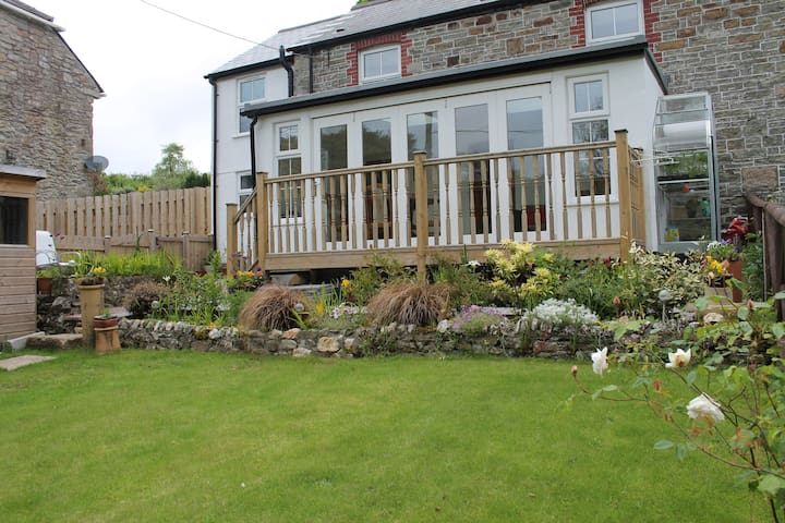 Idyllic cottage location - Cusgarne/Truro - Rumah