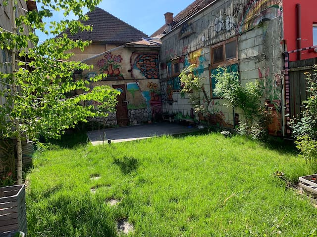 Magic Garden - the camp in the middle of Brasov