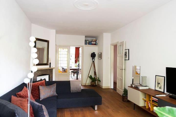 Spacious appartment for 2, in Amsterdam South