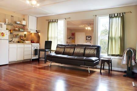 Cozy Historic Private Studio - San Antonio - Lakás