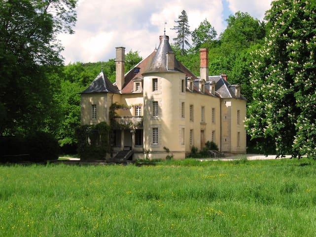 manoir de Tarperon, maison d'hôtes. - Aignay-le-duc - Linna