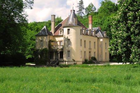 manoir de Tarperon, maison d'hôtes. - Aignay-le-duc - Замок