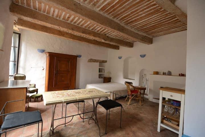 Studio de la cheminée