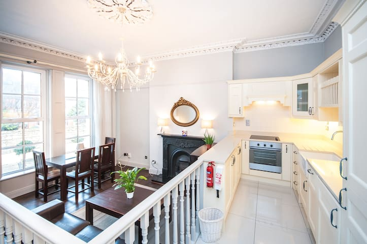 54, 4 Stylish Rathgar 10 min to city centre