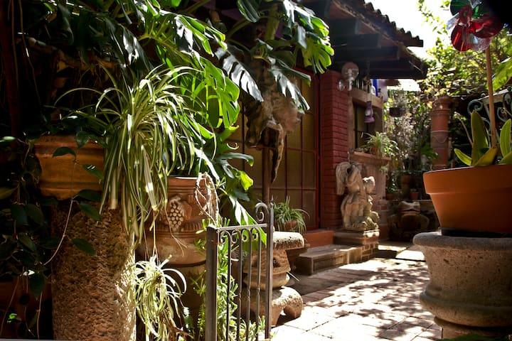 Casita de Jardín en Morelia