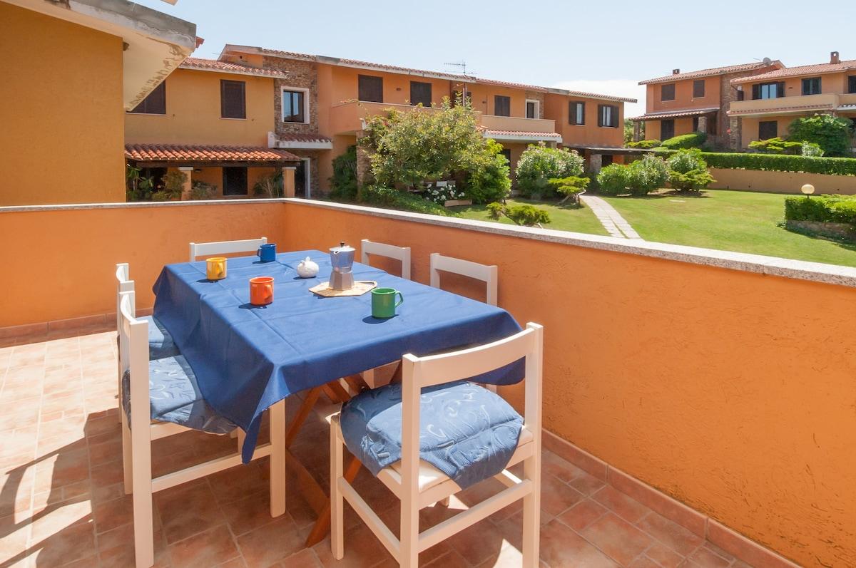 Rental apartments in Villasimius
