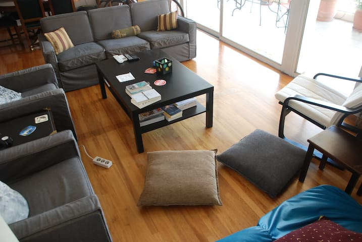 Apartment ideal for family/4persons - Athen - Wohnung
