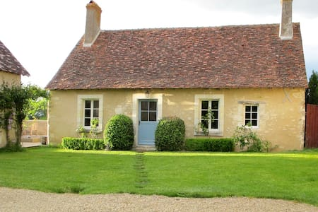 Loire - Country Hideaway Cottage  - Orbigny - Haus