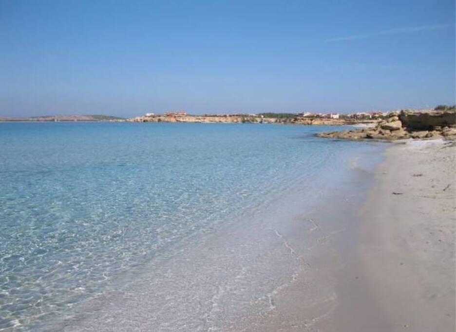 1  beach 80 meters