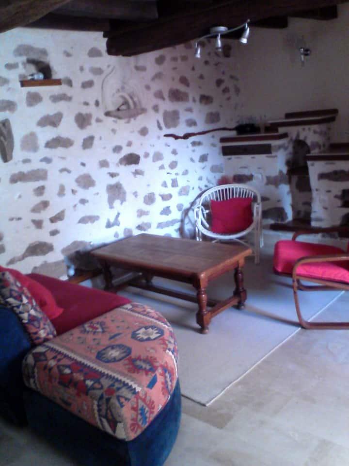 Espace Privatif dans Maison 35 m2