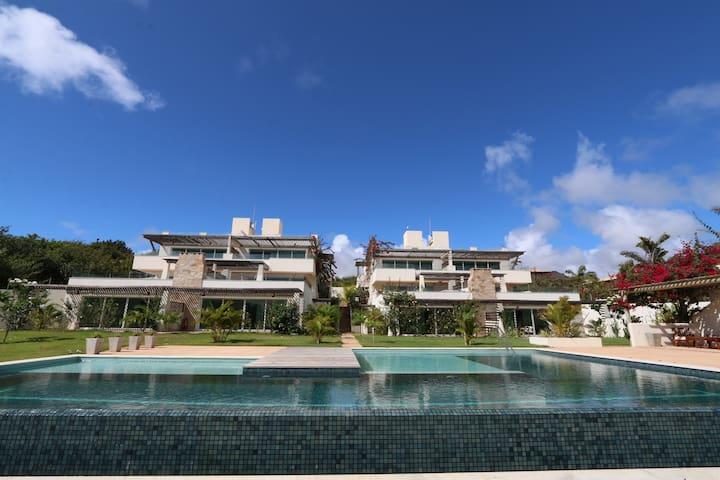 apartamento de luxo, pipa residence B (6 pax) - Pipa Beach - Apartment