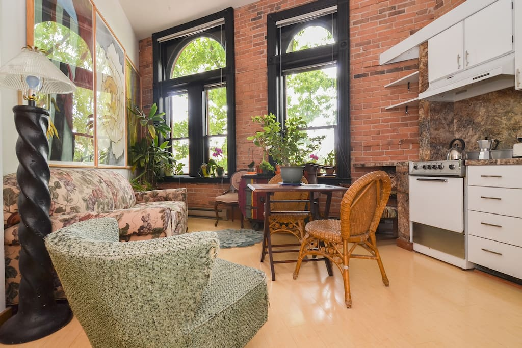 Entire Artist 39 S Apt In Hip Hood Apartments For Rent In