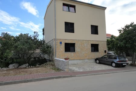 Apartments Dragica A1 - Murter - Daire