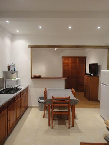 Poinsettia - Etang-Salé les Hauts - Apartment