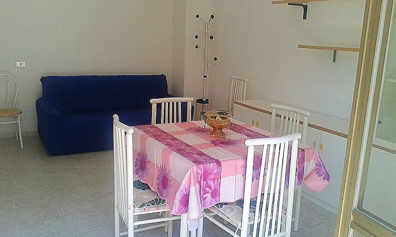 Appartamento a pochi passi dal mare - Villapiana Lido - Wohnung