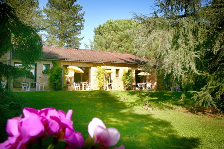 appartement with park in SARLAT