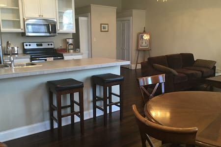 Very cool, well appointed Center Sq Loft w Parking - Albany