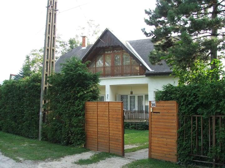 Near to lake Balaton - right side
